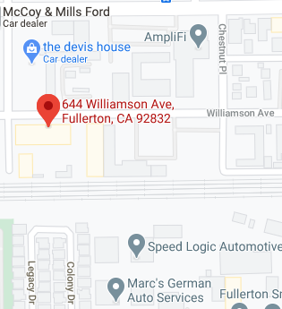 DF Signs & Graphics location map