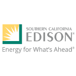 Southern California Edison energy company sign by DF Signs & Graphics