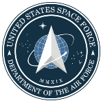 United States Space Force sign by DF Signs & Graphics