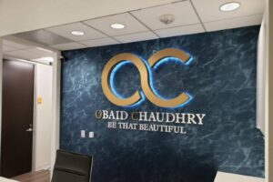 Neon and LED signs - Obaid Chaudhry