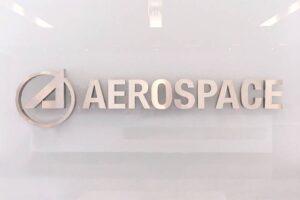 Aerospace - Reverse Channel Letters