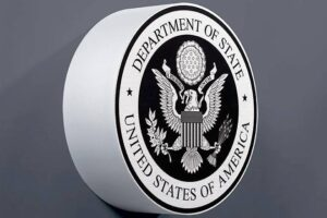 U.S. Department of State - Channel Logo