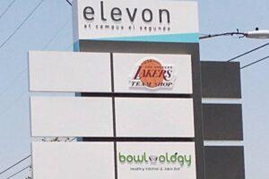 Pylon Sign - El Segundo, CA